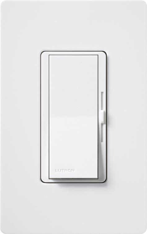 lutron dvcl 153p wh white cl dimmable cfl or led