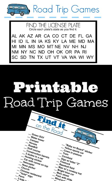 printable road games printable road trip games for big kids outnumbered 3 to 1