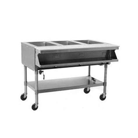 eagle spht3 portable steam table three pan