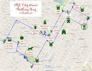 New York City Walking Map by Similiar Walking Map Of Nyc Keywords