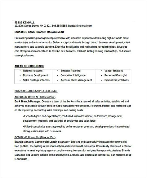 Resume For Manager Position by Resume For Manager Position