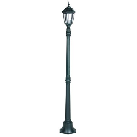 Solar Light Post L Fusion Products Ltd 16001 66 Inch Solar L Post Ebay