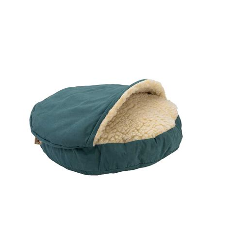 cozy cave pet bed snoozer luxury cozy cave 174 dog bed 28 colors fabrics 3