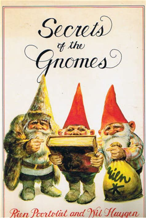 of gnomes books kabouterliefde kabouters rien poortvliet
