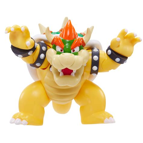 Mario Figure Isi 6 Fig 0630 world of nintendo mario 6 inch bowser figure series 1 1