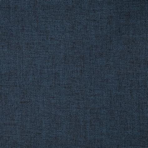 bettdecke textur slubbed linen blend zuma navy discount designer fabric