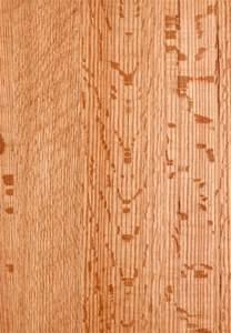 quarter sawn oak schroll cabinets