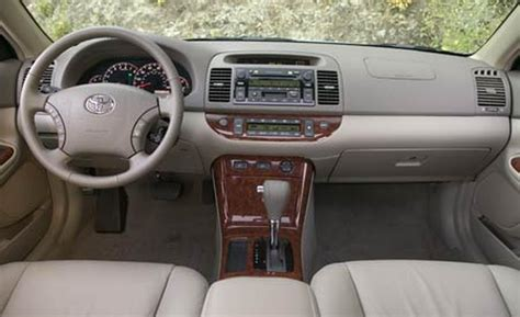 2006 Toyota Camry Interior car and driver