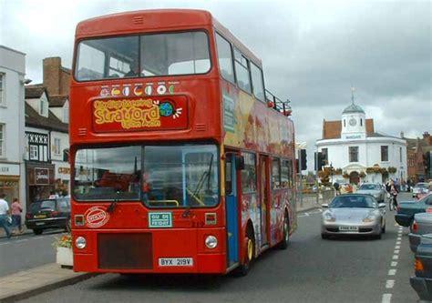 MCW Metrobus City Sightseeing - London Metrobus SHOWBUS ...