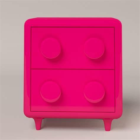 pink nightstand modern pink nightstand max free