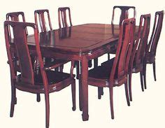oriental dining room sets 1000 images about asian dining tables on pinterest
