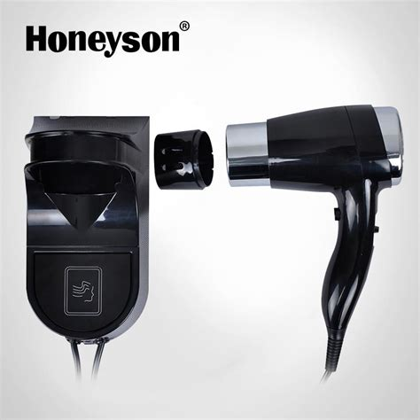 Hair Dryer Yang Bagus Berapa Watt honeyson new swivel power cord hotel hair dryer with wall mount