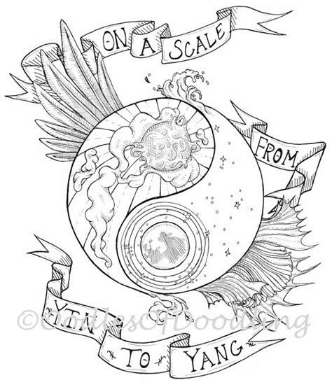yin yang yo coloring pages yin yang yo coloring pages sketch coloring page