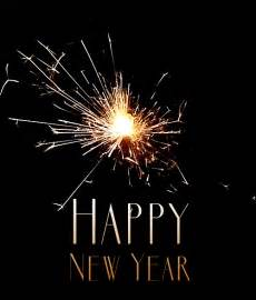 25 great happy new year gifs to share best animations