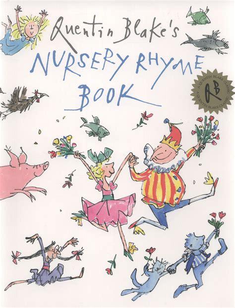 quentin blakes nursery rhyme 1849416907 quentin blake s nursery rhyme book by blake quentin 9781849416900 brownsbfs