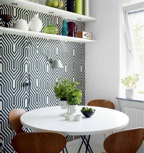 Vorhänge Skandinavisches Design by Tapete Design Esszimmer