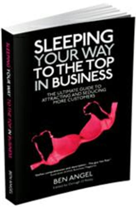 Small Business Urged To Sleep Their Way To The Top