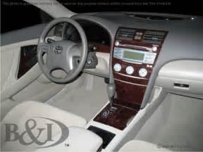 Dash Mat Toyota Camry 2008 Toyota Camry 2007 2008 2009 2010 2011 Dash Trim Kit B Ebay