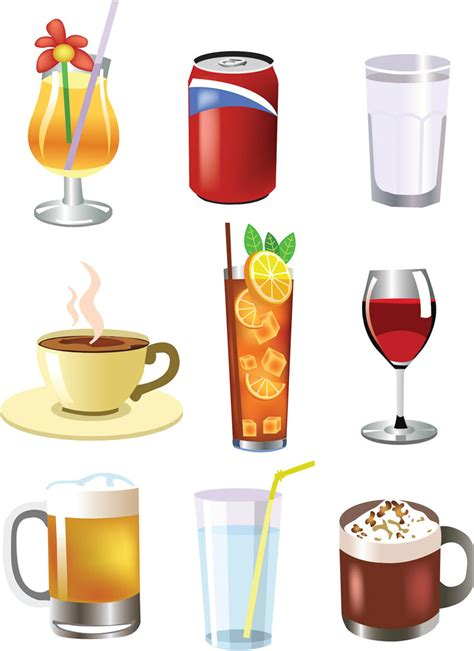 drink vector drinks vector graphics blog