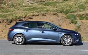 Renault Megane Rs 2018 Renault Megane Rs Spied Wearing Megane Gt Clothes