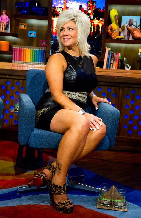 theresa caputo young theresa caputo s feet