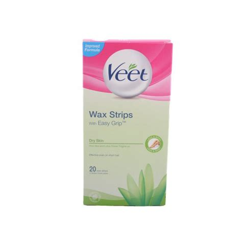Cold Wax Hair Removal Strips veet for cold wax strips hair removal strips gents