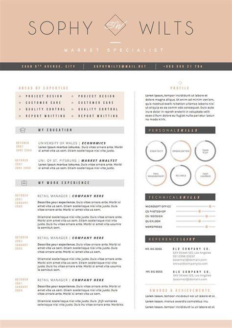S Op Resume by 25 Beste Idee 235 N Creative Cv Template Op