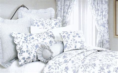 blue toile comforter teen girls bedding sets pink hot girls wallpaper