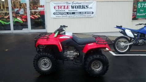 2004 honda recon 250 for sale 2004 honda recon 250 motorcycles for sale