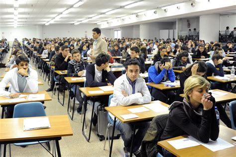 test d ingresso economia bicocca corso di laurea in medicina a enna insorge unione