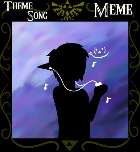 Theme Meme - foh theme song meme ft nyx by geek of the week on deviantart