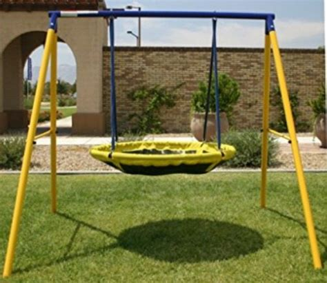 saucer swing flying saucer swing set a thrifty mom recipes crafts