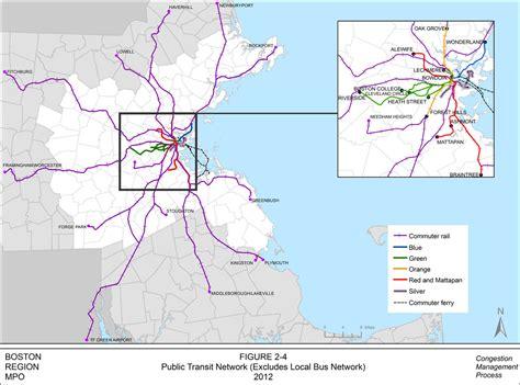mbta commuter rail map cmp report chapter 2