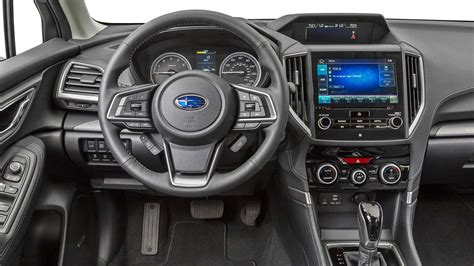 2019 Subaru Forester Interior by 2019 Subaru Forester Goes On Sale With More Power Sharp