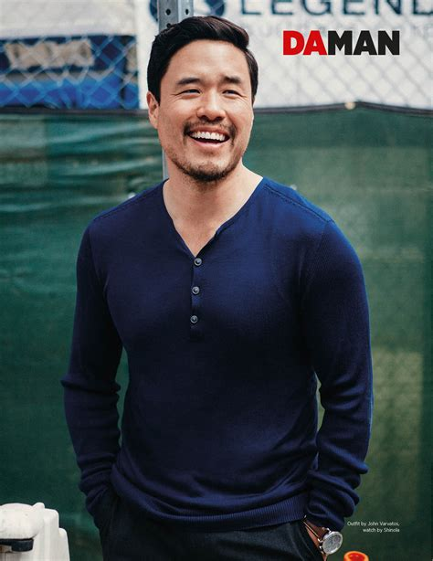 randall park exclusive feature randall park da man magazine