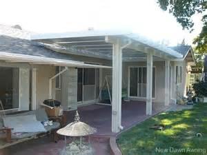 roof mount patio covers sacramento patio covers