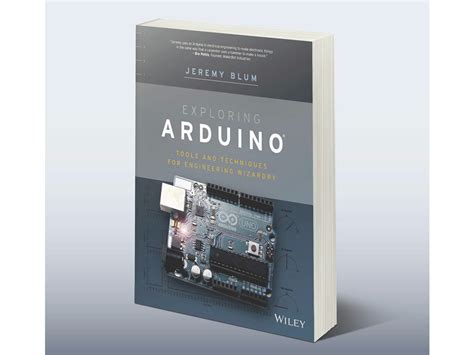 arduino tutorial by jeremy blum exploring arduino by jeremy blum id 1457 39 95