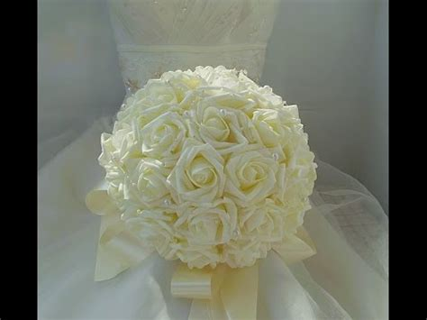 cheap real flowers for wedding 1 diy cheap wedding brooch bouquet real touch roses part