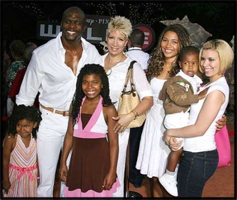 terry crews kids bm ww celebrity families with children page 90