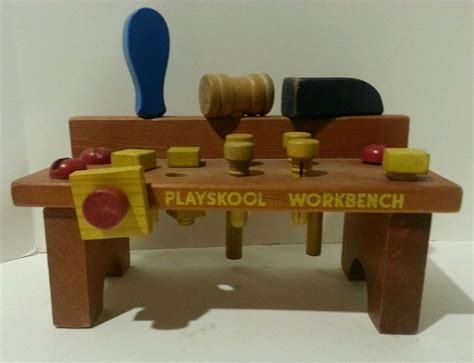 playskool tool bench 17 best images about toy treasures on pinterest tins