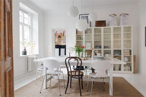 comedor de estilo nordico armonico  actual blog