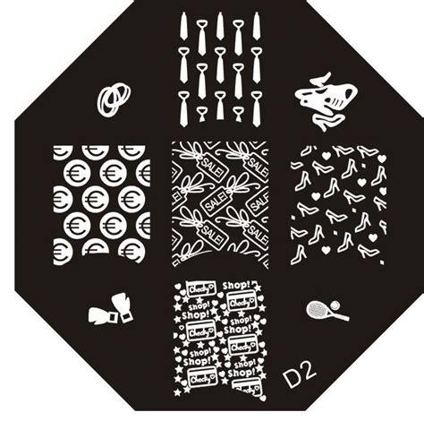 Sale Konad Sting Set T nail st plates fashion money sale designs konad sting plate nail set stencil templates