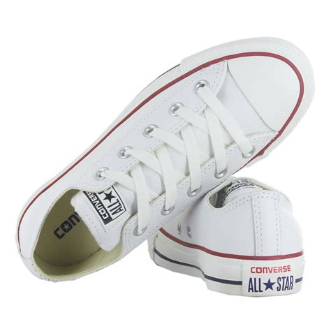 Converse All Premium Classic Ox Pendek converse chuck all ox leather mens womens