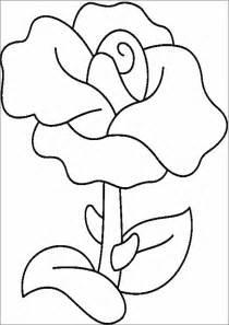 flores pintar dibujos colorear