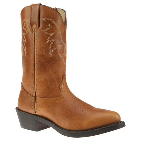 durango western boots durango boot s pull on brown western boots tr762