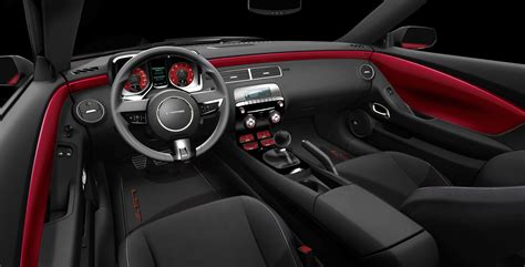 Camaro Interiors by Chevrolet Camaro 2009 Present 5th Generation