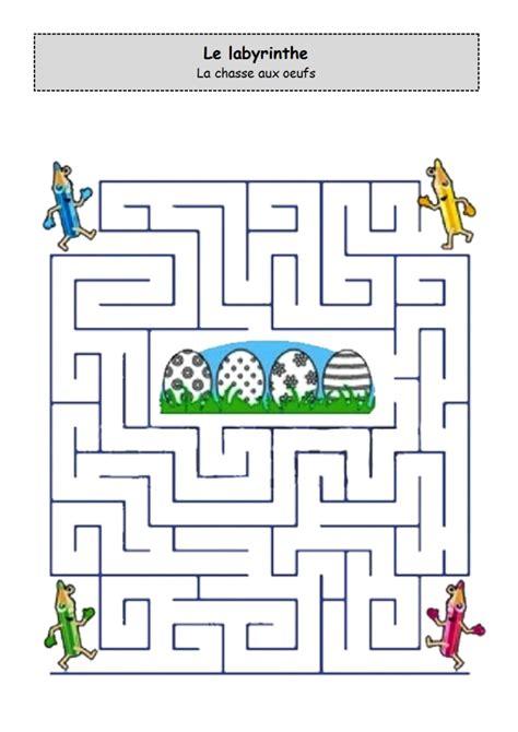 Un Peu Comme A Ecole Labyrinthe