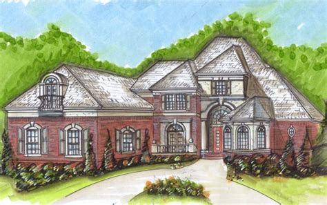 chateauesque house plans chateauesque house plans page 5 at westhome planners