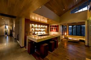 8 home bars that are far from man cave clich 233 s photos huffpost
