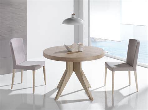 mesas comedor redonda mesa para comedor redonda moderna extensible greta